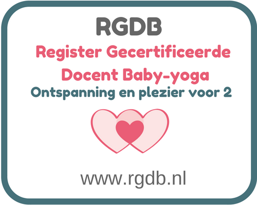 RGDB Register Gecertificeerde Docent Baby-yoga